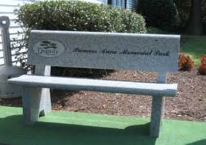 memorial benches for cemetery monuments and memorials garden benches and green spaces