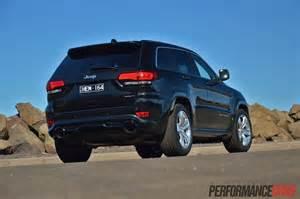 2014 Srt Jeep Review 2014 Jeep Grand Srt Review Performancedrive