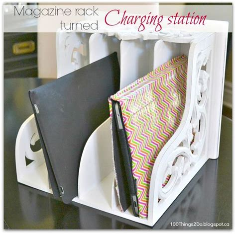 charging station ideas 16 charging station ideas to eliminate device clutter
