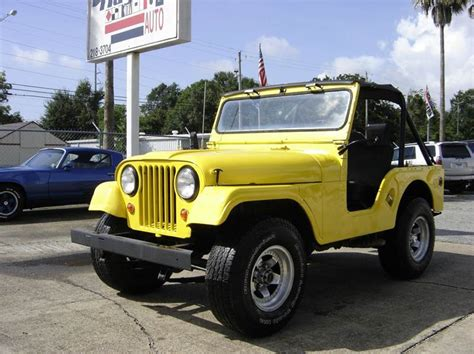 Jeep For Sale In Nc Jeep Cj 5 For Sale In Hickory Nc Carsforsale