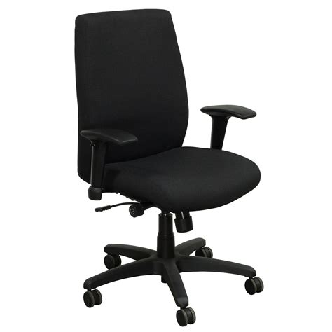 All Steel Chairs by Allsteel Ambition Used Task Chair Black National Office