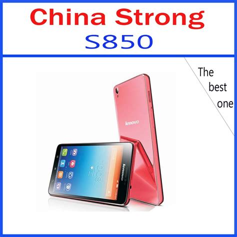 Sim Tray Lenovo S850 Original original lenovo s850 s850t 3g smartphone 5inch mtk6582 android 4 4 ips screen dual sim