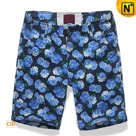 Floral Print Shorts mens designer floral print shorts cw140433