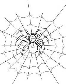 spider coloring free printable spider coloring pages for