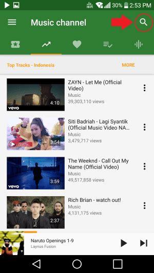 membuat video youtube jadi mp3 cara mendengarkan musik di youtube dengan layar mati