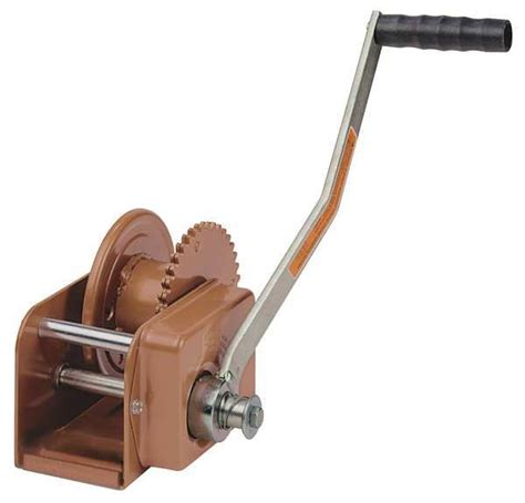Sellery Winch 1200 Lbs dutton lainson heavy duty brake winch spur gear 1200 lb b1202b zoro