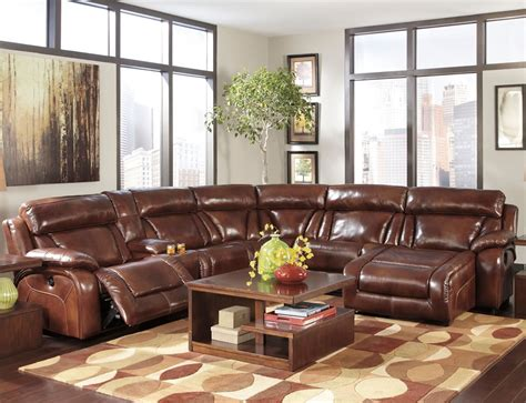 leather sectional with large ottoman sectional sofa design amazing large leather sectional