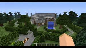 Minecraft Home Design Youtube by Minecraft Modern House Design By Gioizhere Youtube