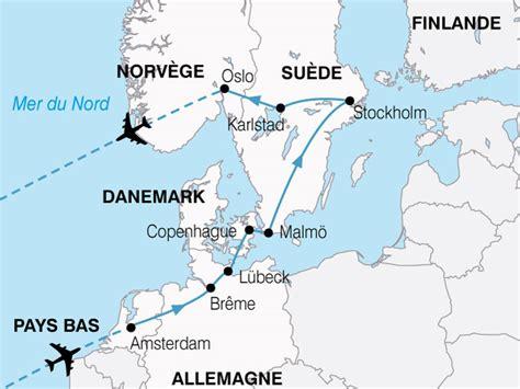 allemagne suede circuit allemagne danemark norv 232 ge pays bas su 232 de
