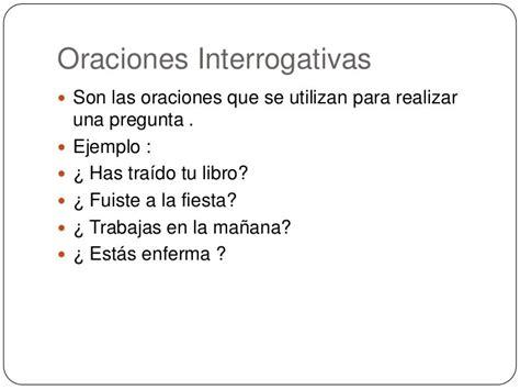 preguntas de interrogativas oraciones interrogativas y exclamativas 171 segundo b