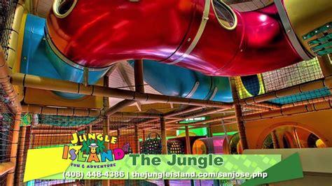 san jose jungle map the jungle island recreation centers in san jose