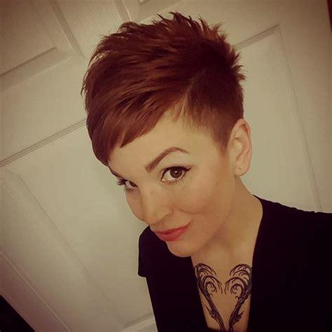 46 besten haare bilder auf frisuren kurzes bilder kurze rote haare stylen kurze rote haare stylen