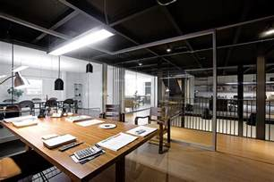Urban Style Homes - old warehouses make stunning office spaces