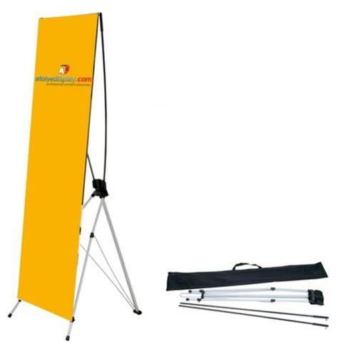X Banner 60x160cm banner tutucular