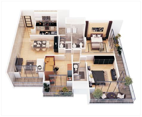 3 Bedroom Apartment   Marceladick.com
