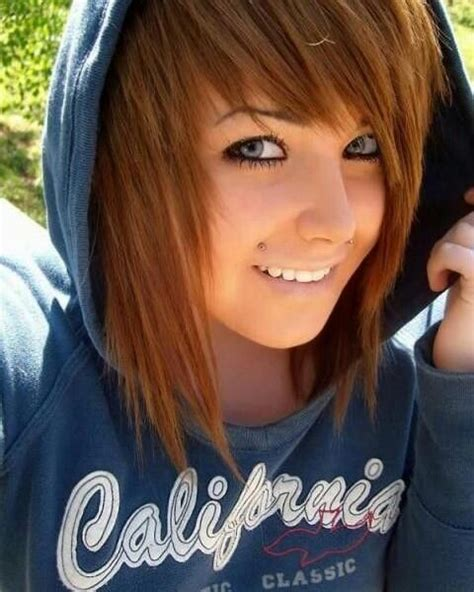 scene haircuts for thin hair girls 17 best images about short emo hairstyles for girls my