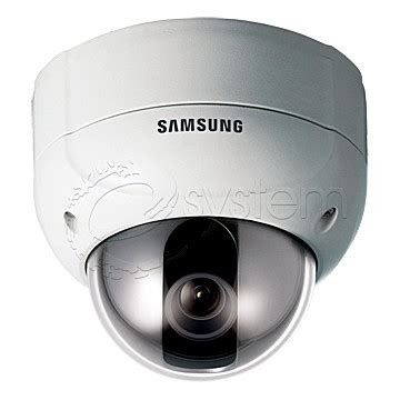 samsung svd  zewnetrzna kopulkowa kamera
