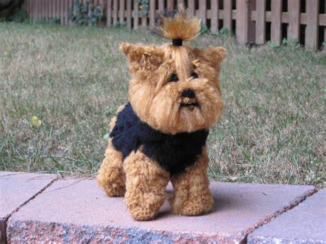 crochet pattern yorkshire terrier yorkshire terrier pdf crochet pattern digital download