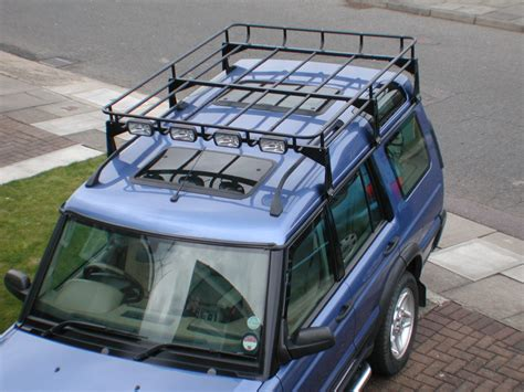 Discovery 2 Roof Rack by Www Discovery2 Co Uk Roof Rack Lights