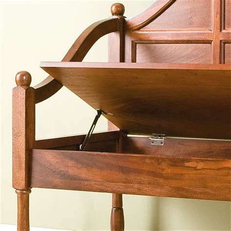 cottage style bench cottage style storage bench 143907 living room at