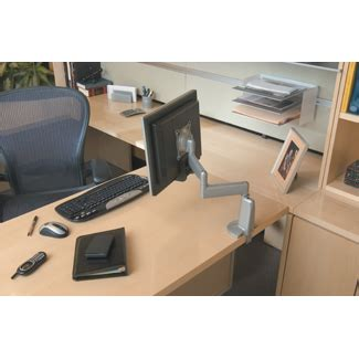 Computer Desk With Monitor Mount Monitor Swivel Arm Lcd Computer Monitor Desk Mount