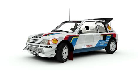 peugeot 205 group 100 peugeot 205 t16 xbr forza motorsport showroom