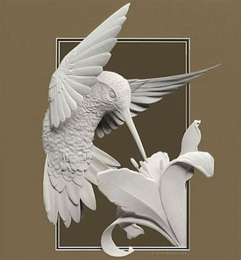How To Make 3d Paper Sculptures - artist makes beautiful detailed 3d animals sculptures