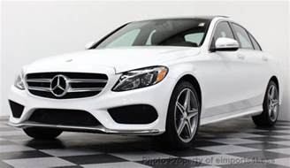 2015 Mercedes C Class Msrp 2015 Used Mercedes 51 245 Msrp C300 4matic Amg Sport