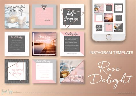 emmas design blog instagram instagram template archives freshsage