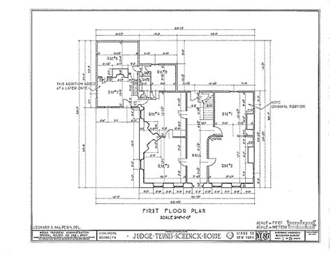 floor plan dimensioning floor plan