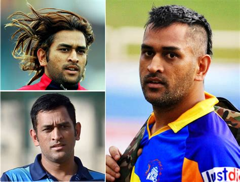 dhoni hairstyles images happy birthday m s dhoni the royale