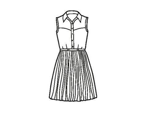 the dress book coloring book collette s dresses volume 4 books denim dress coloring page coloringcrew