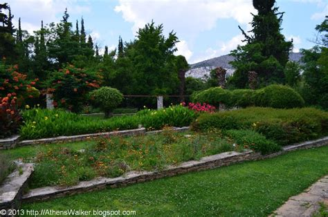 Botanical Gardens Athens by Athens Walker Diomedes Botanic Garden A Of A Garden West Of Athens