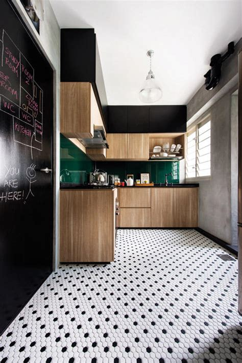 home and decor flooring 10 ways to use graphic tiles as home accents home