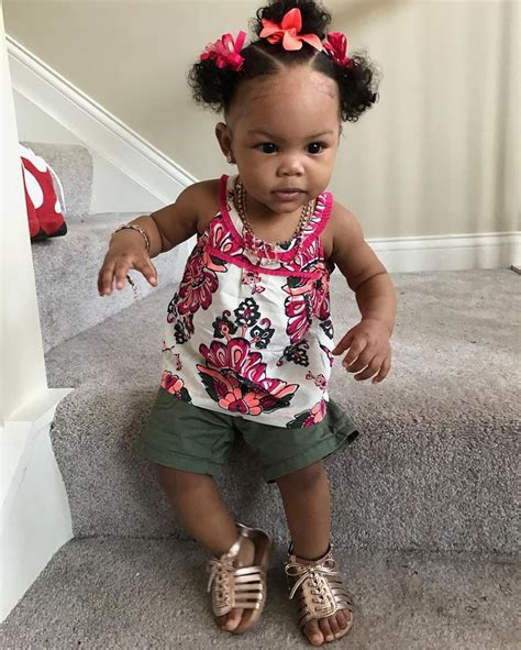 Hairstyles For Babies by Best 25 Black Baby Hairstyles Ideas On Black