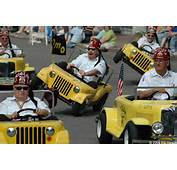 Shriner Circus Clown Parade Car
