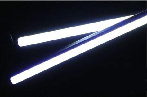 Led Drl 17cm Universal 1pcs 17cm car styling cob led lights drl daytime running light auto l for universal car
