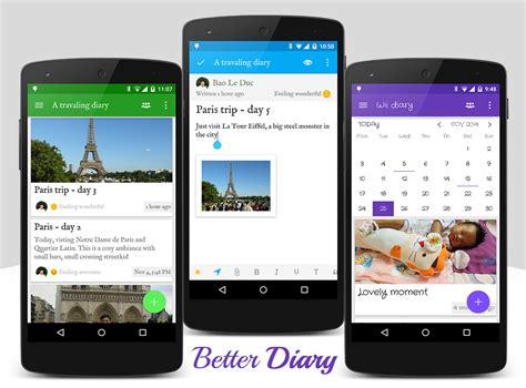journal app android las 20 mejores aplicaciones android mes de noviembre