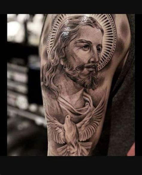 tattoo 3d brazo tatuajes de jesus en 3d en el brazo tatuajes en el brazo