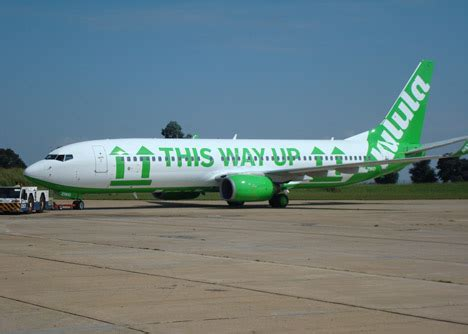 image gallery kulula airlines paint