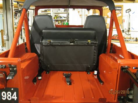 Jeep Cj7 Back Seat What Did You Do To Your Cj Today Page 317 Jeepforum