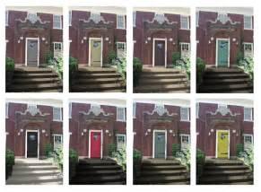 Front Door Colors With Red Brick by Sixtwelvesixteenth Shut The Front Door