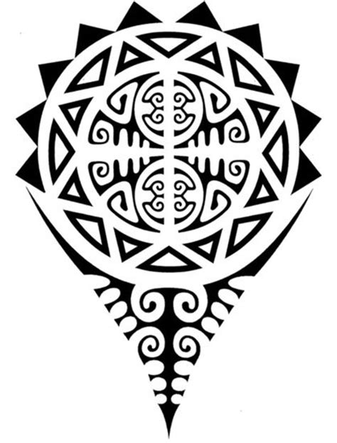 how to design a polynesian tattoo polynesian designs and patterns polynesian