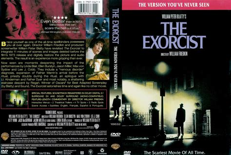 the exorcist 1973 the version you ve never seen theatrical james s dvds genre h