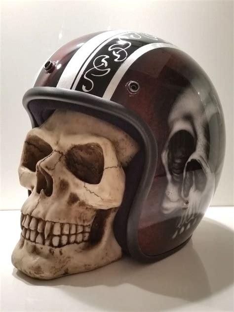 airbrush helmet design 26 best brushmonkey airbrush skull helmet images on