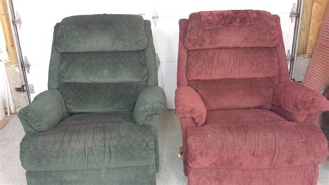 lazy boy recliners 2 for 1 sale 2 lazy boy recliners for sale just reduced ptci
