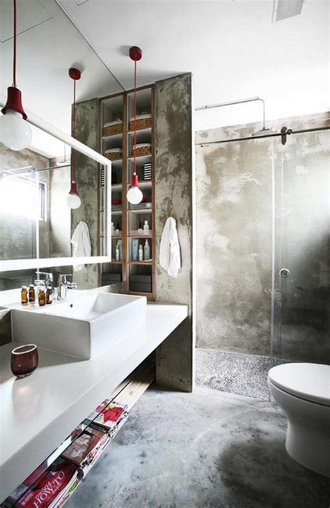 Industrial Bathroom Ideas | 5 of the best industrial style bathrooms my warehouse home
