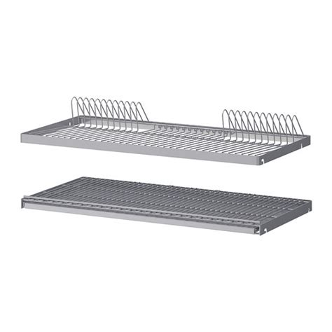 ikea dish rack utrusta dish drainer for wall cabinet 80x35 cm ikea