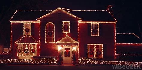 what are the different types of outdoor christmas lights