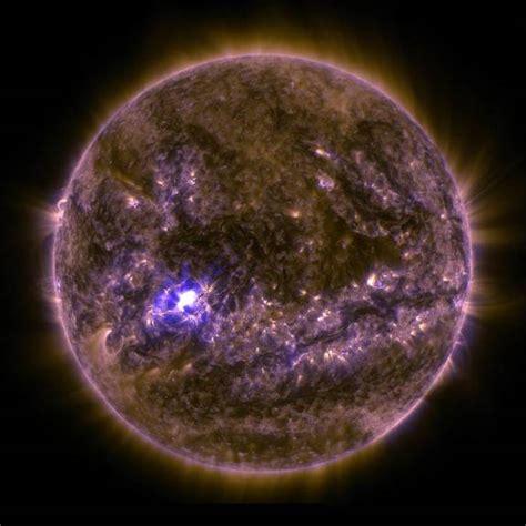 Sun Unleashes 1st Monster Solar Flare Of 2015 Photos Video 1st Light Solar